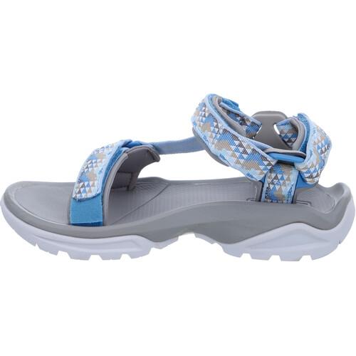 Dégagement 100% Original Teva Terra FI 4 - Sandales Femme - bleu sur campz.fr ! À Prix Réduit Très Bon Marché i4zKBIGK